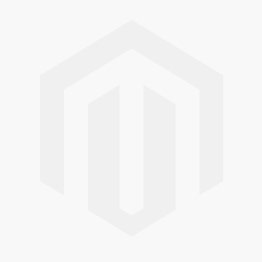 Silver Fire Service Cap Badge