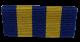Police Exemplary Service Medal Ribbon Bar