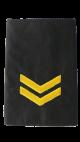 Corporal - Gold Epaulettes